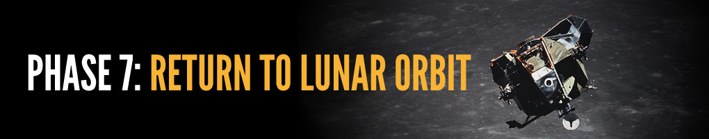 Phase 7: Return to Lunar Orbit